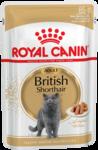 Royal Canin British Shorthair Adult 85 гр./Роял канин консервы в фольге для взрослых кошек