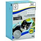 Bozita Funktion Outdoor Active 190 гр./Бозита консервы для кошек, ведущих активный образ жизни Кусочки в желе с мясом Лося 190 г