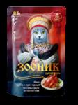 Зооник 85 гр./Консервы для кошек в соусе с курицей
