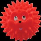 Зооник 16425/Игрушка для собак Мяч-ежик 8см