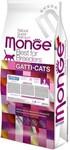Monge Cat Adult  10 кг./Монж сухой корм для  взрослых кошек курица с рисом