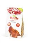 TitBit Rolls 200 гр./ТитБит Печенье Роллс с начинкой из мяса ягненка