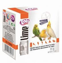 Lolo Pets 35 гр./Ло Ло Петс Минеральный камень для птиц натуральный