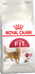 Royal Canin Fit 15 кг./Роял канин сухой корм для кошек бывающих на улице