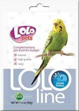 Lolo Line 20 гр./Лоло петс дополнительная кормовая смесь Йодовые жемчужины  для птиц