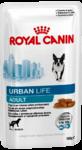 Royal Canin Urban Life Adult Wet 150 гр./Роял канин влажный корм для собак весом до 44 кг./в возрасте от 10/15 месяцев