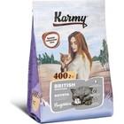 Karmy Kitten 400 гр./Сухой корм  Киттен Британская короткошерстная д/котят, беременных и кормящих кошек