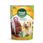Triol/ Пикантные сосиски из утки для собак/PT07