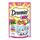 Dreamies 60гр./Дримисиз лакомые подушечки для кошек с говядиной и сыр