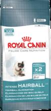 Royal Canin Intense Hairball//сухой корм для кошек при недостаточном выведении волосяных комочков из желудочно-кишечного тракта 400 г