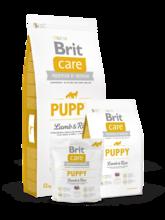 Brit  Care Puppy All Breed 12 кг.Брит Каре  сухой корм для щенков и молодых собак всех пород, с ягненком и рисом