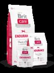Brit  Care Endurance 1 кг./Брит Каре сухой корм для активных собак, с уткой и рисом