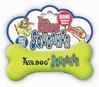 Kong /Игрушка для собак Air Dog Squeaker Косточка большая для собак