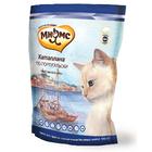 Мнямс 400 гр./Сухой корм для кошек Куриное филе с форелью