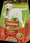 Chammy 12 кг./Сухой корм  для взрослых собак крупных пород с говядиной