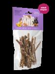 Little One 35 гр./Литл Ван Лакомые ветви с лепестками и травами. Лакомство для всех видов грызунов