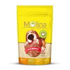 Molina 50 гр./Молина Лакомство для щенков мелких Куриные медальоны с сыром и печенью