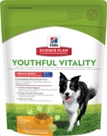 Hill`s Science Diet Youthful Vitality Adult 7+ Chicken & Rice 750 гр./Хиллс сухой корм для собак средних пород старше 7 лет