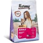 Karmy Adult Cat 400 гр./Сухой корм Гусь для взрослых кошек