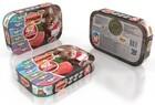 Мнямс Новогодний набор консервов для кошек ассорти на основе тунца 4+2