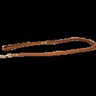 Зооник/Поводок кож.  8 мм тройное плетение (1 м) 1111
