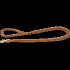 Зооник/Поводок кож. 12 мм тройное плетение (1 м) 1116