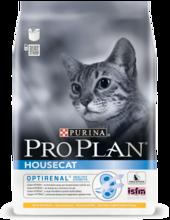 Pro Plan Housecat 1,5 кг./Проплан сухой корм для поддержания здоровья взрослых кошек живущих в доме