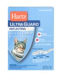 Hartz UltraGuard Flea & Tick Collar Н02899//Хартс ошейник для кошек и котят светоотражающий 27 см