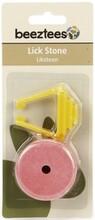 Beeztees 825852/Соляной камень для кроликов с держателем 52*12 мм.