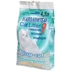 Pussy-Cat  4,5 л./Пуси-Кет наполнитель океанический для кошек
