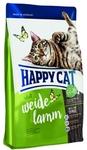 Happy Cat Adult Пастбищный ягненок 1,4 кг./Хеппи Кет сухой корм для кошек с ягненком