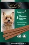 Edel Dog//Эдель Дог лакомство колбаски для собак заяц и печень 1*3