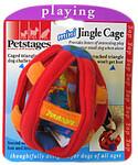 "Petstages/ Игрушка для собак Mini""Клетка текстиль""/169"