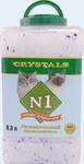 Crystals 3,8  л./Кристалс наполнитель силикагелевый для кошек