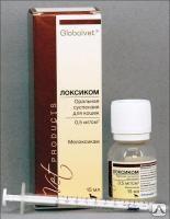 Локсиком//противовоспалительная суспензия для кошек 15 мл