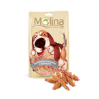 Molina 80 гр./Молина Лакомство для собак Крабовые палочки с курицей