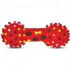 Triol/Игрушка  для собак Гантель с шипами/721002