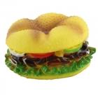 Triol/Игрушка  для собак Гамбургер большой/73001