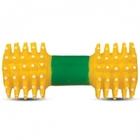 Triol/Игрушка  для собак  Гантель с шипами/79002