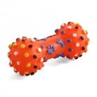 Triol/Игрушка  для собак Гантель с шипами/73020