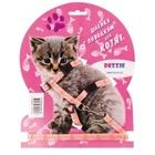 Dezzie 5609540//Деззи комплект для котят : Шлейка+поводок