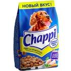 Chappi//Чаппи 600г сухой корм для собак с курочкой аппетитной