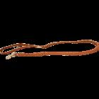 Зооник/Поводок кож.  8 мм двойное плетение (1 м) 11111