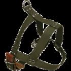 Зооник/Шлейка из капроновой ленты 35мм (малая) 1411