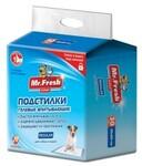 Mr Fresh /Мистер Фреш Подстилки для ежедневного применения  40*60/30шт