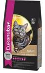 Eukanuba Cat Adult 400г//Эукануба сухой корм для кошек с ягненком и печенью