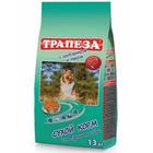 Трапеза Цыпленок с рисом 13 кг./Сухой корм для собак