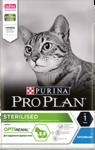 Pro Plan Sterilised 3 кг./Проплан сухой корм для поддержания здоровья стерилизованных кошек с кроликом