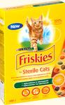 Friskies Sterilised 400 гр./Фрискис сухой корм для кастрированных котов и кошек с кроликом и овощами