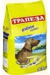 Трапеза Ягнёнок с рисом 13 кг./Сухой корм для собак